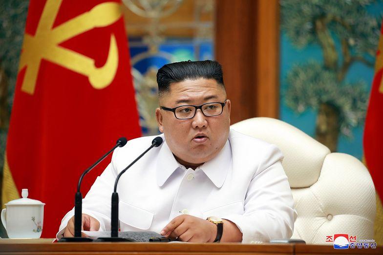 """Kim Dzong Un jest pewny. """"Nie będzie już wojny na tej ziemi"""""""