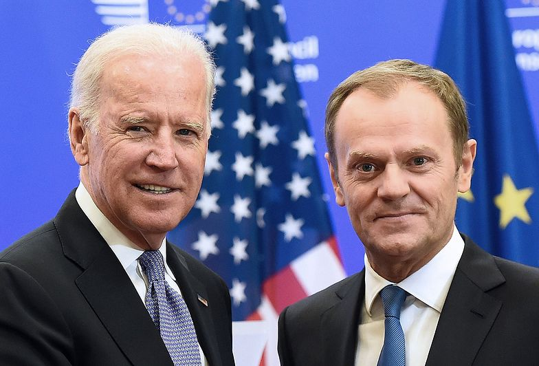 Biden pomylił Tuska z Kaczyńskim. Tego nie usłyszysz w telewizji