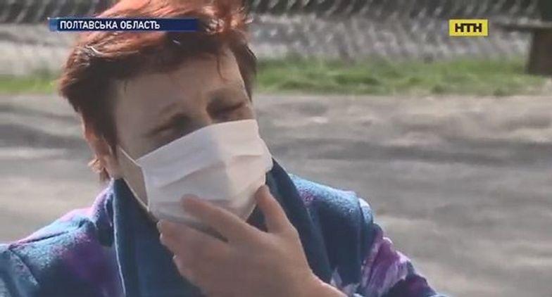 Ukraina. Kobieta pochowana żywcem, sama wykopała się z grobu