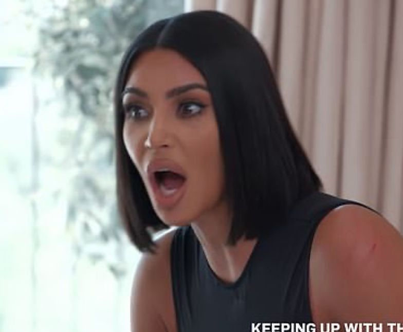Kim Kardashian wspomina bójkę z siostrą: