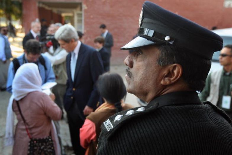 Egzekucja w Pakistanie. Obywatel USA zastrzelony na sali sądowej