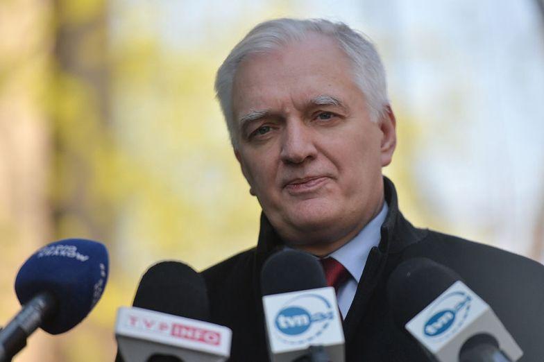 Jarosław Gowin jest przekonany, że nie ma szans na wybory 10 maja