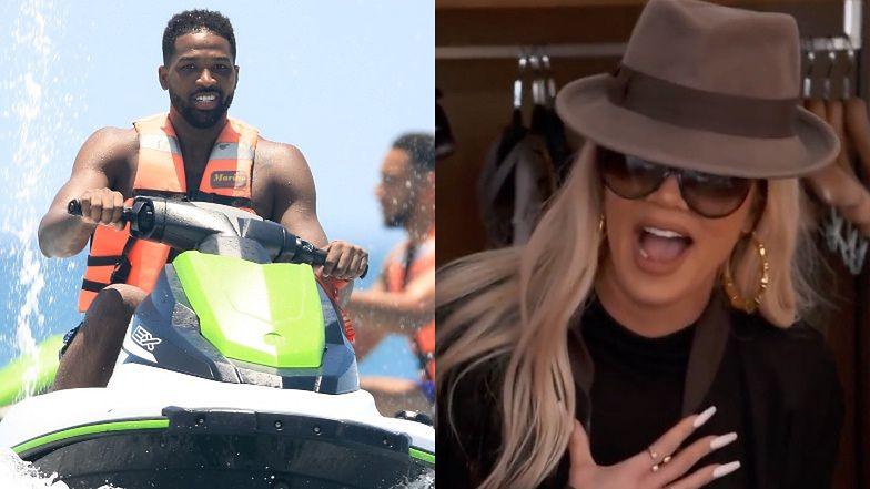 """Khloe Kardashian i Tristan Thompson """"dali sobie KOLEJNĄ SZANSĘ""""?!"""