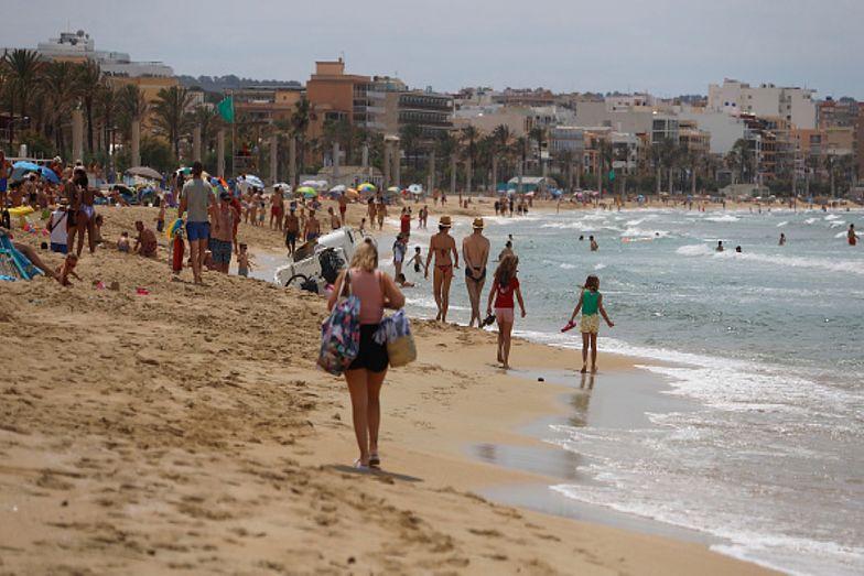 Pierwsze przypadki na Majorce. Grupa turystów na kwarantannie