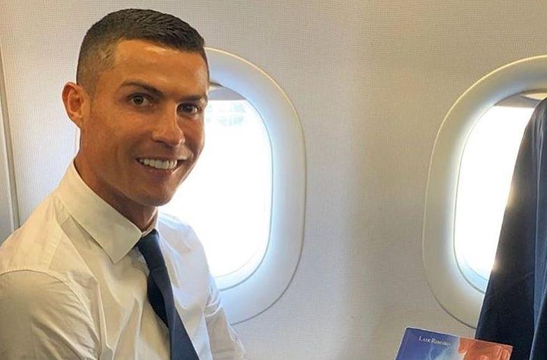 Cristiano Ronaldo ma COVID-19. Mówi, co robić, by przetrwać