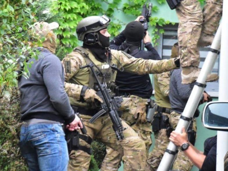 Katowice. Policjanci zatrzymali członków zorganizowanej grupy przestępczej