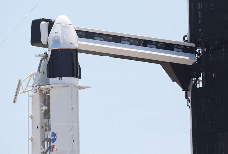 Misja Nasa i SpaceX - podejście drugie