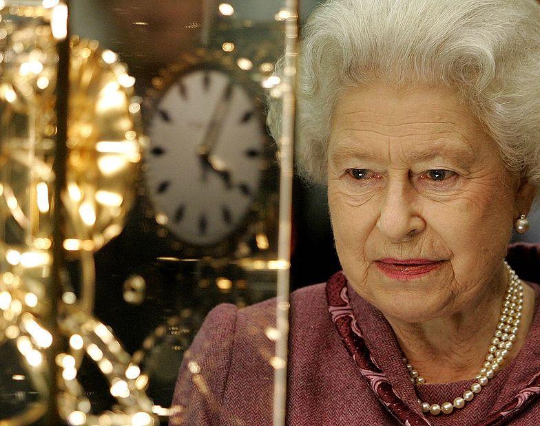 To dopiero jest wzywanie! Zmiana czasu w Pałacu Buckingham
