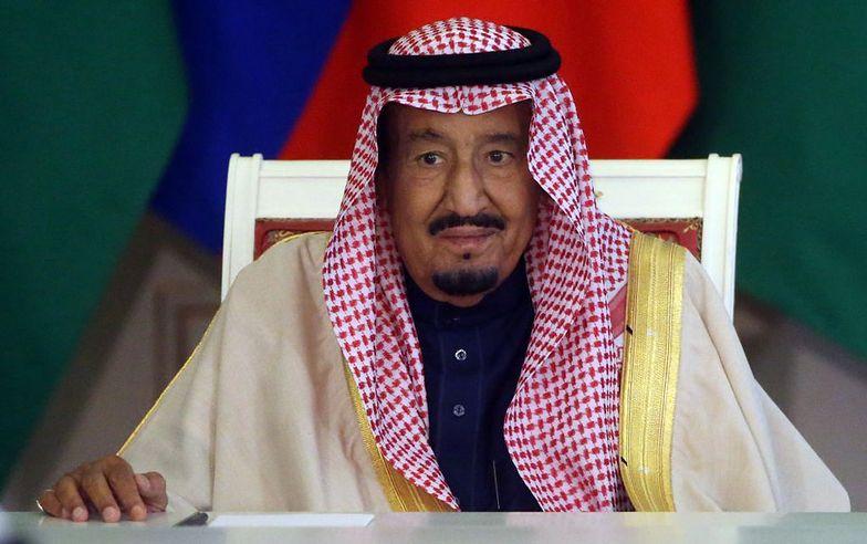 W ciągu 5 lat rządów króla Salmana przeprowadzono 800 egzekucji.
