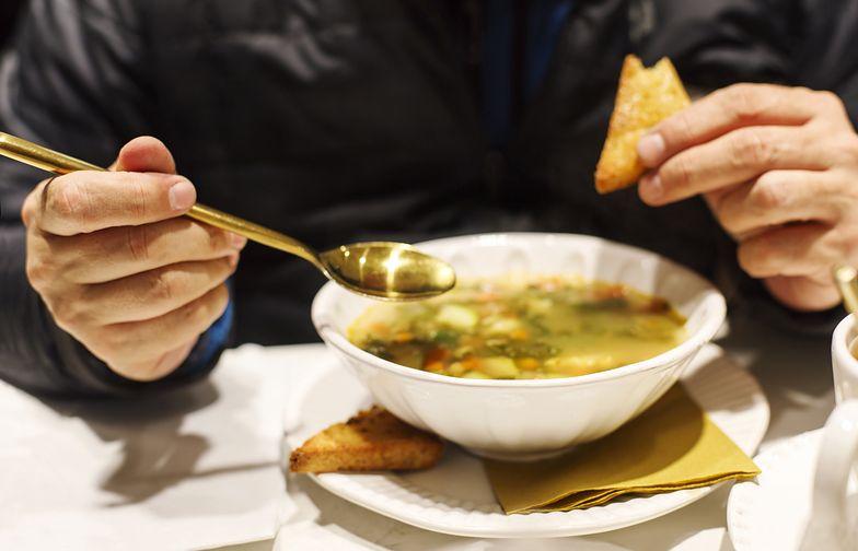 Zupa minestrone jest uznawana za eliksir długowieczności