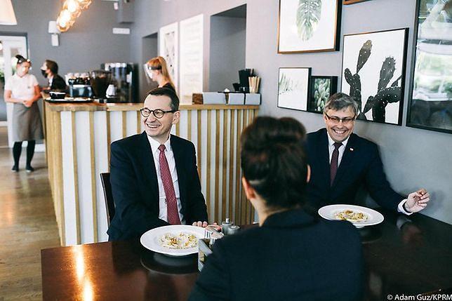 Wpadka premiera spowodowała zmiany w restauracjach