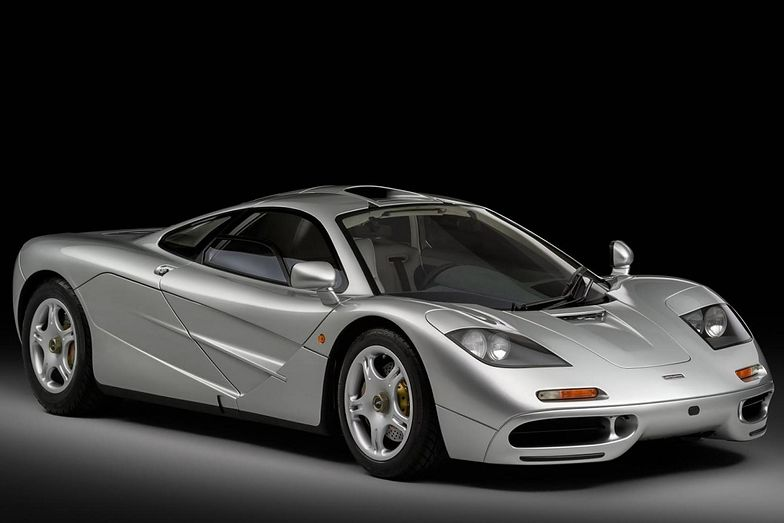 McLaren F1. Cena tego auta poszybowała o 1000 proc.