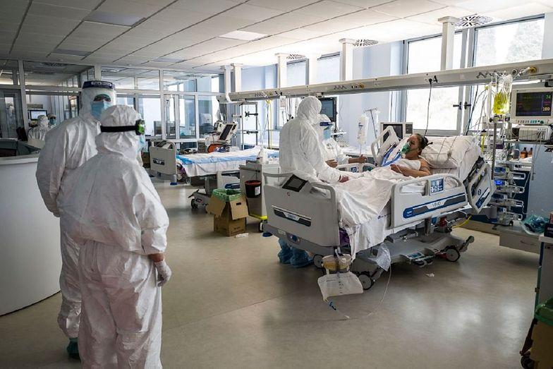 Na Sycylii nie odnotowano żadnego zgonu z powodu koronawirusa w ciągu ostatnich 24 godzin
