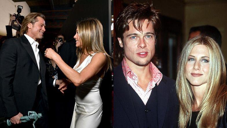 """Jennifer Aniston i Brad Pitt wrócą do siebie po 15 latach od rozstania? """"Wszystko mu wybaczyła"""""""