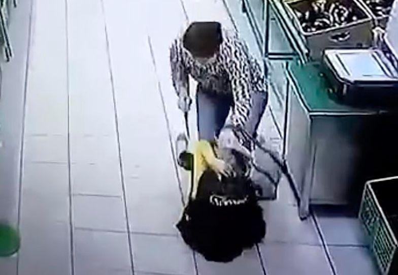 Królowa piękności z Rosji próbowała zabić kobietę w sklepie. Ofiara ciężko ranna