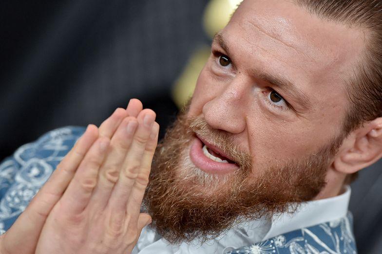 Conor McGregor aresztowany. Gwiazdor MMA zabrał głos!