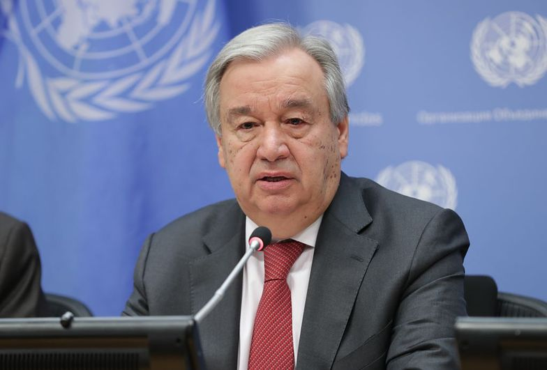 Koronawirus. Szef ONZ ostrzega przed katastrofą pokoleniową