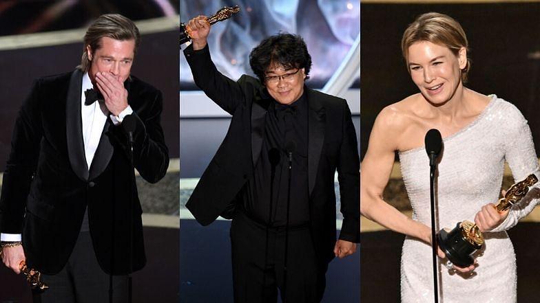 Oscary 2020 - wyniki: Joaquin Phoenix i Renee Zellweger najlepszymi aktorami. Niespodzianka w kategorii najlepszy film