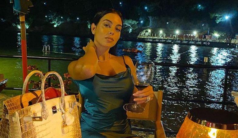 Georgina Rodriguez  pławi się w luksusach. Wybranka Ronaldo wie, jak przykuć uwagę