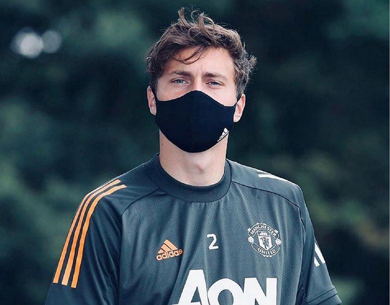 Piłkarz Manchesteru United bohaterem. Uratował starszą kobietę
