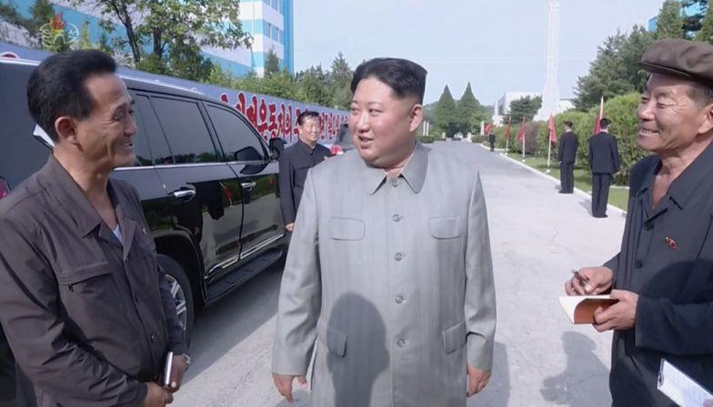 Tajna wizyta Kim Dzong Una wyszła na jaw. Nie wróży niczego dobrego
