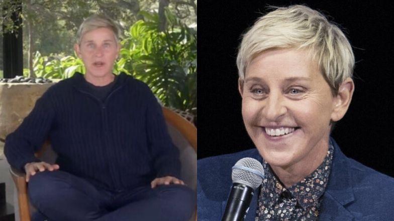 """Oderwana od rzeczywistości Ellen DeGeneres odpływa: """"Kwarantanna jest JAK POBYT W WIĘZIENIU"""""""