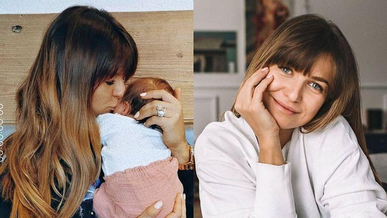 Czuła Anna Lewandowska chwali się całuśnym zdjęciem z małą Laurą (FOTO)