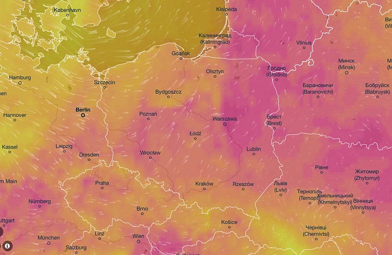 Pogoda na dziś - poniedziałek 20 lipca. Temperatura sięgnie nawet 30 st. Celsjusza