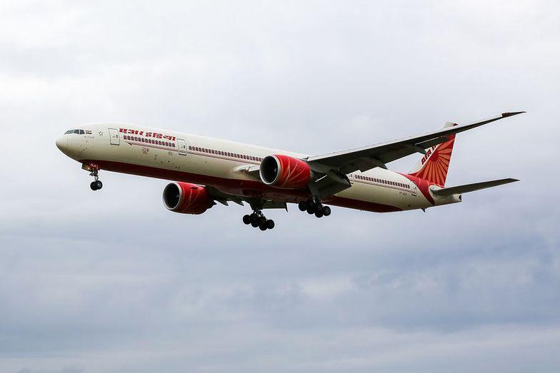Pilot linii Air India zakażony koronawirusem
