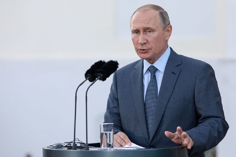 Putin grozi interwencją na Białorusi. Odpowiedź Morawieckiego