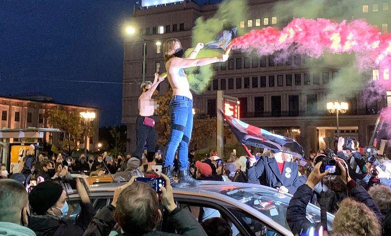 Strajk Kobiet. Protestujący blokują polskie miasta