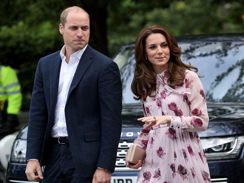 Zwłoki w Okrągłym Stawie. Obok mieszkają książę William i Kate Middleton