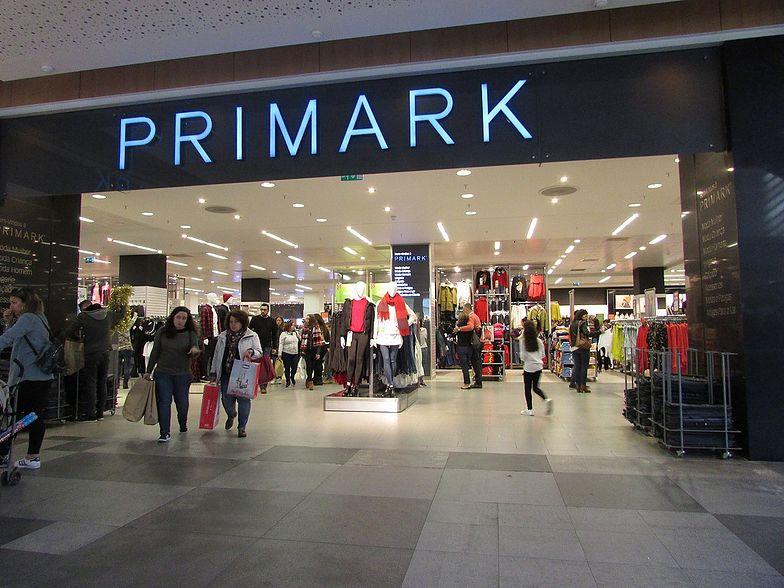 Primark wchodzi do Polski. Kiedy otwarcie pierwszego sklepu?