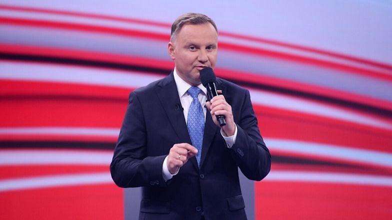 """Andrzej Duda zaskakuje wyznaniem: """"Nie jestem zwolennikiem SZCZEPIEŃ OBOWIĄZKOWYCH"""""""