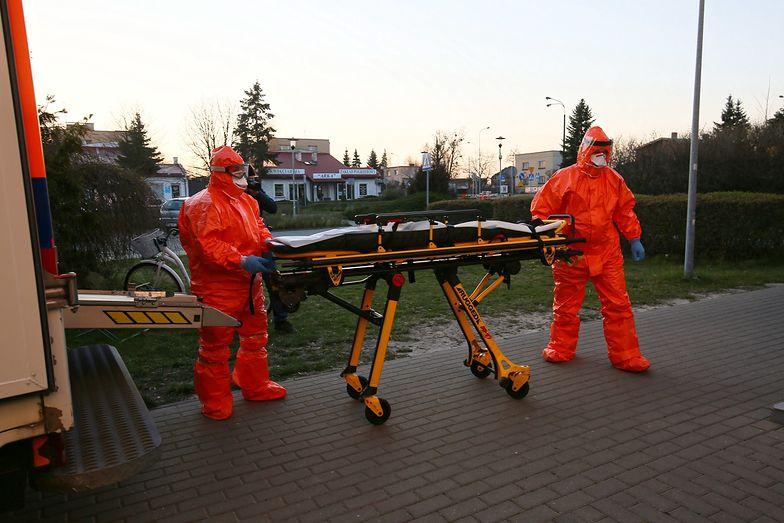 Liczba ofiar śmiertelnych koronawirusa w naszym kraju wciąż rośnie