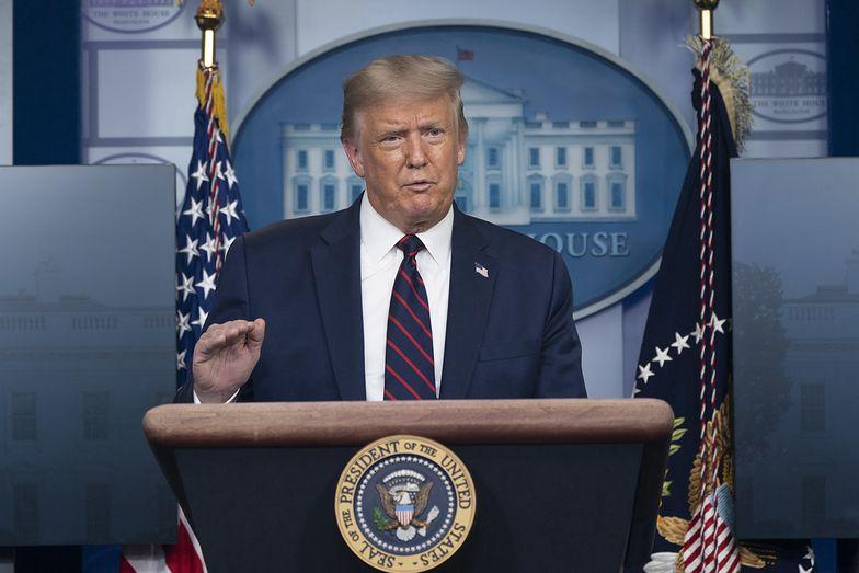 Donald Trump stanie przed sądem? Jest pozew w głośnej sprawie