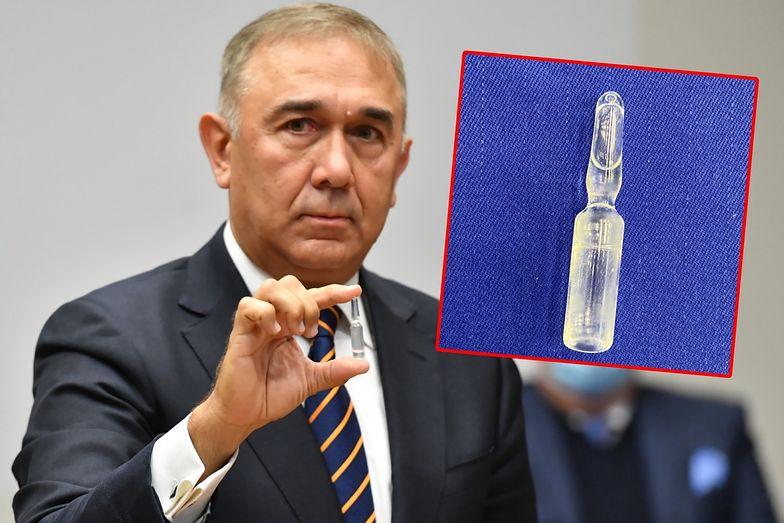 """Sensacja! Pokazali polski lek na koronawirusa. """"Jesteśmy pierwsi na świecie"""""""
