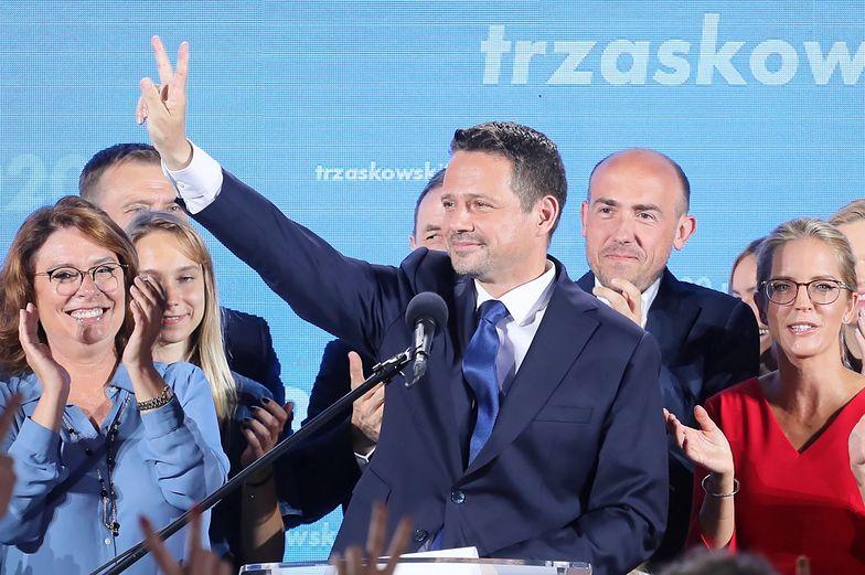 Debata prezydencka przed II turą. Rafał Trzaskowski odpowiedział na zaproszenie