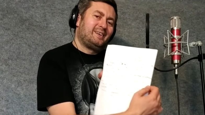 """Norbi WRÓCIŁ przed mikrofon, aby wesprzeć polską służbę zdrowia: """"SYPNIJCIE KASĄ, NIECH PŁYNIE BEZ PRZERWY"""""""
