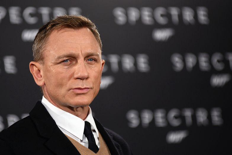 Daniel Craig pożegnał legendę. Wzruszające słowa Bonda