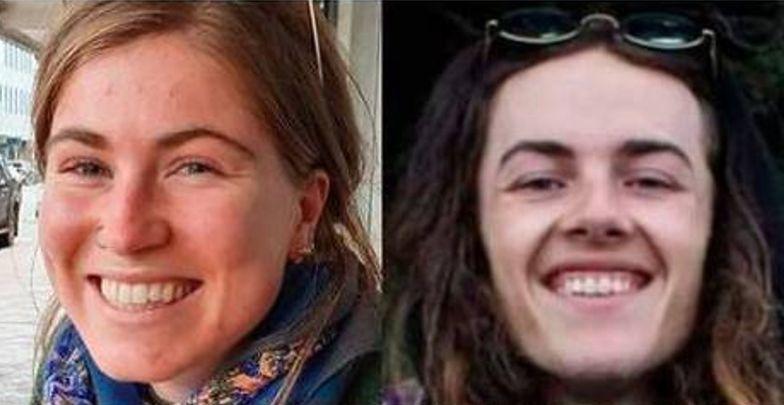 Jessica O'Connor i Dion Reynolds odnaleźli się po 18 dniach spędzonych w dziczy