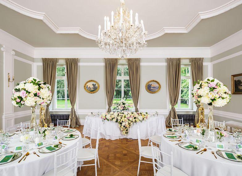 Pałac Manowce najlepszym miejscem na wesela w Europie