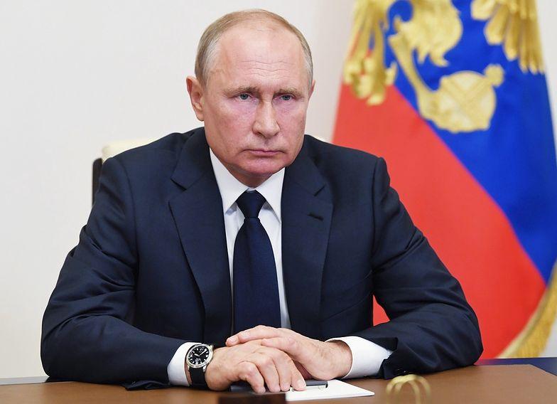 Władimir Putin ma problem. Urzędnicy się buntują