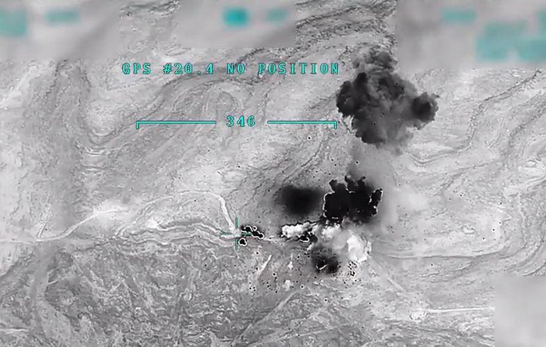 Irak. Turcja zbombardowała kurdyjskich bojowników