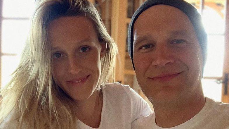 """Michał i Aleksandra Żebrowscy po raz pierwszy POKAZALI nowo narodzonego synka! """"Cześć Feliks!"""""""