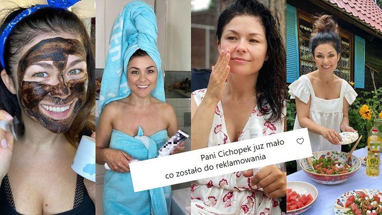 Katarzyna Cichopek reklamuje wszystko, co się da