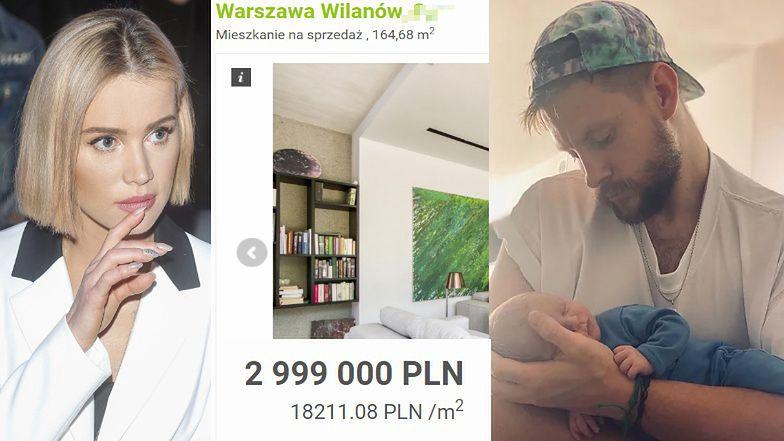Maffashion i Sebastian Fabijański sprzedają mieszkanie! Gustowne? (ZDJĘCIA)