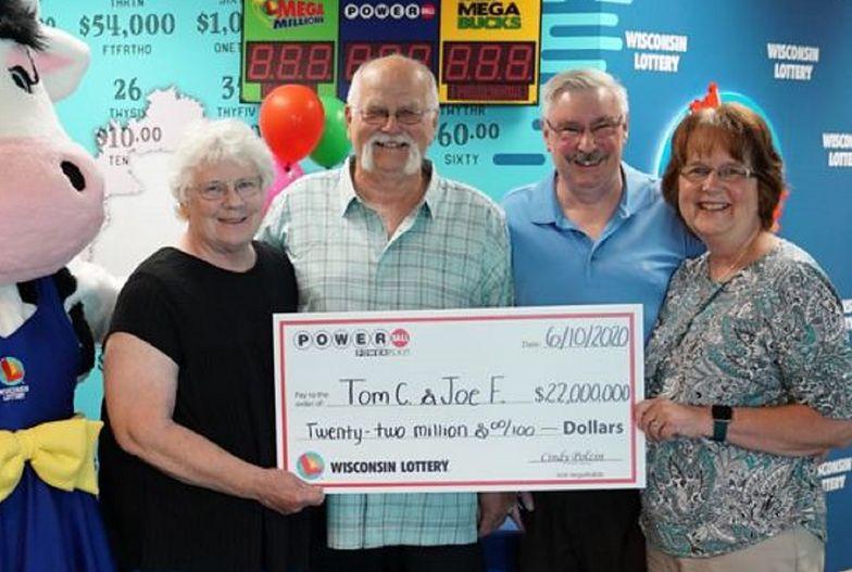 Wygrał miliony dolarów na loterii. Pamiętał o umowie sprzed lat