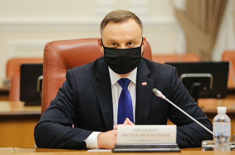 """Andrzej Duda przerywa milczenie. """"Rozumiem kobiety, które protestują"""""""