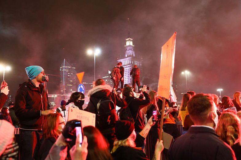 Strajk Kobiet. Tłumy na ulicach. Minister zdrowia zabrał głos